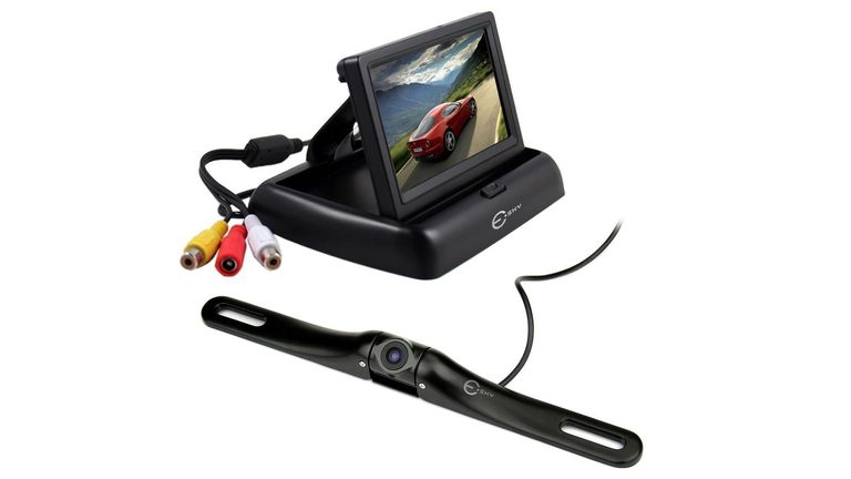 10 Best Wireless Backup Cameras Of 2018 Rear View Backup