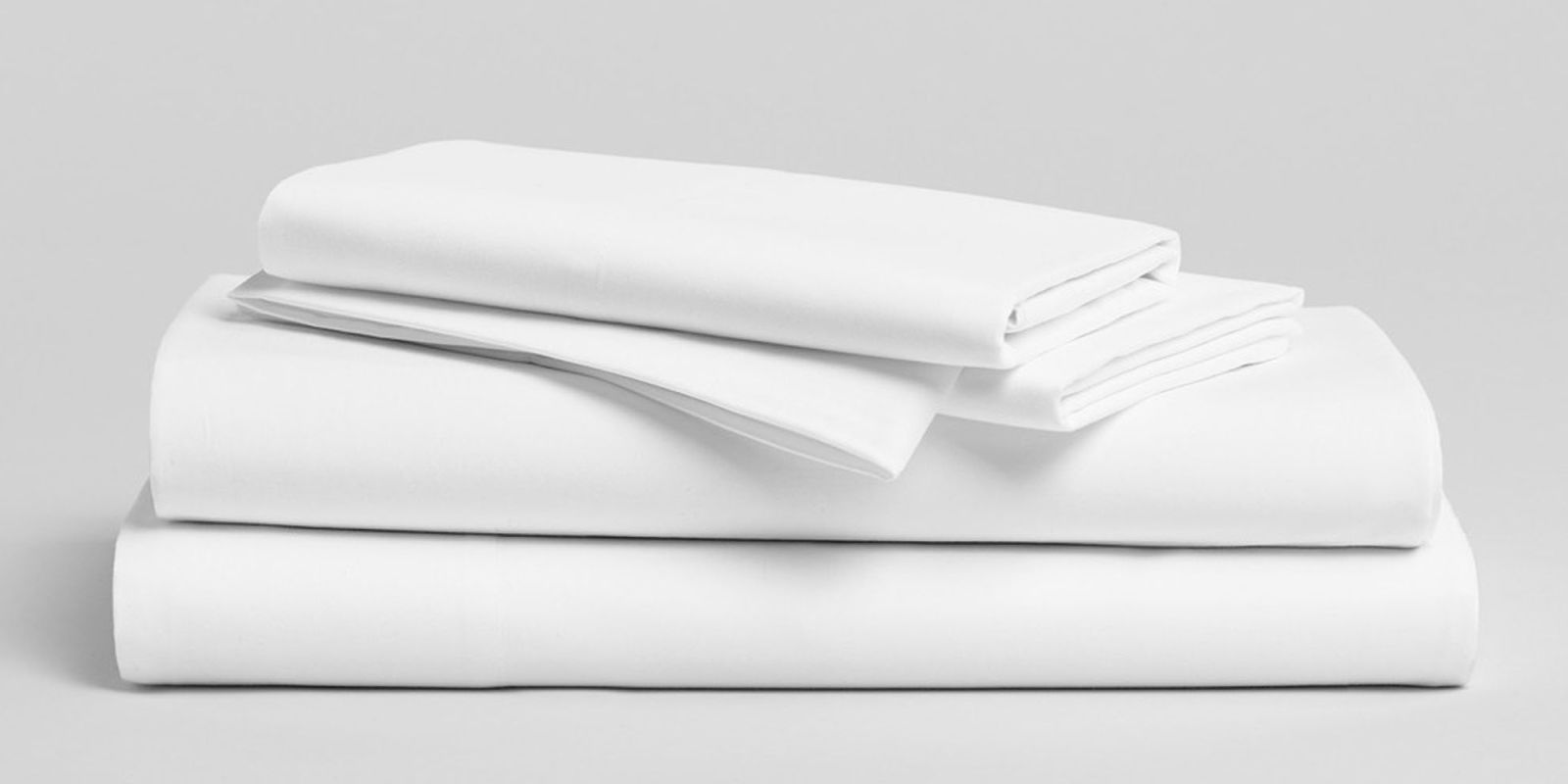 A Set Of Crisp White Sheets Are The Easiest Way To Transform Your Bed Into  A Sanctuary. Here Are 10 White Sheet Sets That We Think Are Totally Dreamy.