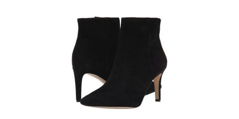 3e8a9177d7b3 10 Best Black Suede Boots in Fall 2018 - Black Suede Booties and ...