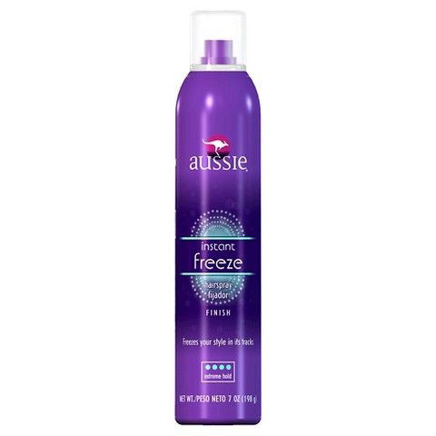 aussie hair spray