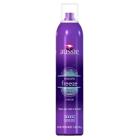 aussie hair spray