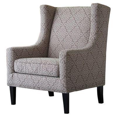 Wayfair Barton Wing Arm Chair