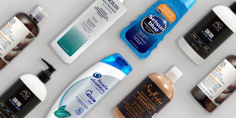 dandruff and dry scalp shampoos