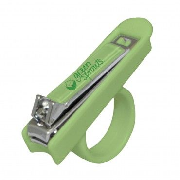 green sprouts nail clipper