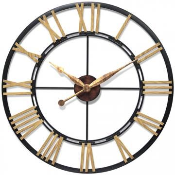 home decorators enzo wall clock