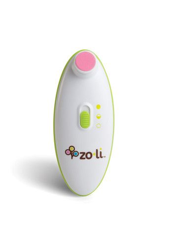 zoli buzz b battery operated nail trimmer