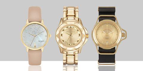 women's gold watches