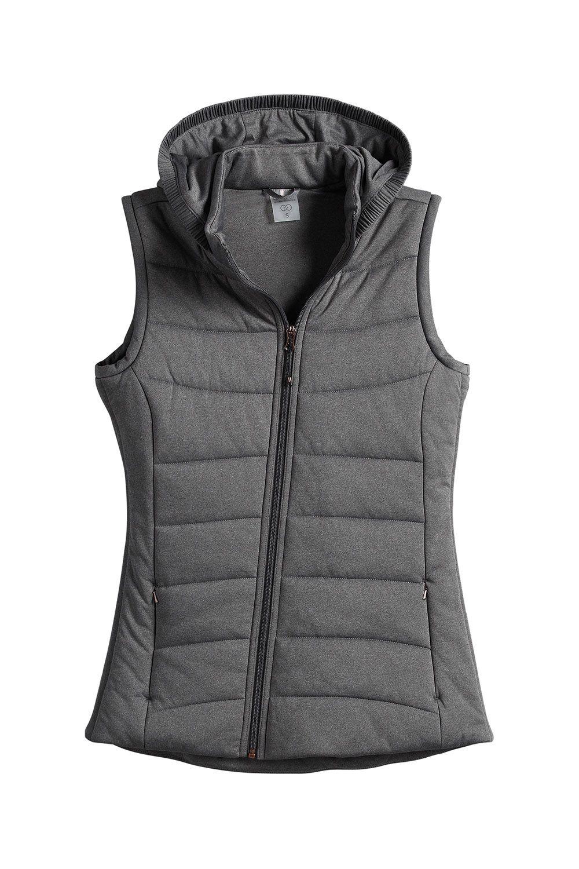Calia Women's Ruched Knit Vest