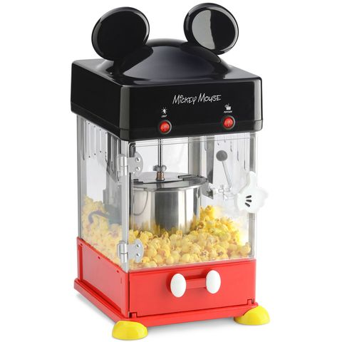 "<p> <strong><em> $99, <a href=""http://www.kohls.com/product/prd-2351793/disneys-mickey-mouse-8-cup-popcorn-popper.jsp?ci_mcc=ci&utm_campaign=SMALL%20ELECTRICS&utm_medium=CSE&utm_source=google&utm_product=33756890&CID=shopping15&ci_src=17588969&ci_sku=33756890&gclid=CIWpg5zOqckCFQcYHwodlikBAw&gclsrc=aw.ds&dclid=CP7qjJzOqckCFZMGNwod1VgKnw"">kohls.com</a></em></strong></p><p><strong>Best for a Mouse in the House</strong></p><p>Say hello every day to Mickey Mouse with this Disney-inspired popcorn maker. Ready to serve? Grab any of the four Mickey Mouse cups (included!), pop open the slide-out popcorn tray, and pour yourself some.</p>"