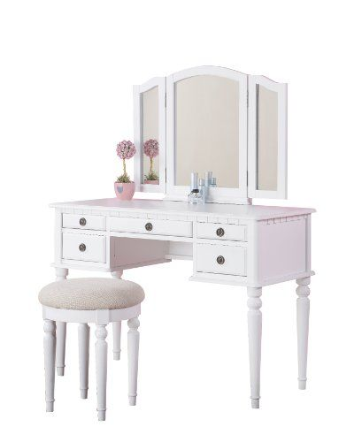 9 Best Makeup Vanities Of 2018 Makeup Tables And Vanity Sets For Girls