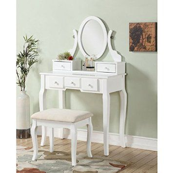 vanity table for teenager teenager modern roundhill furniture ashley wood makeup vanity table and stool set best vanities of 2018 tables sets for girls