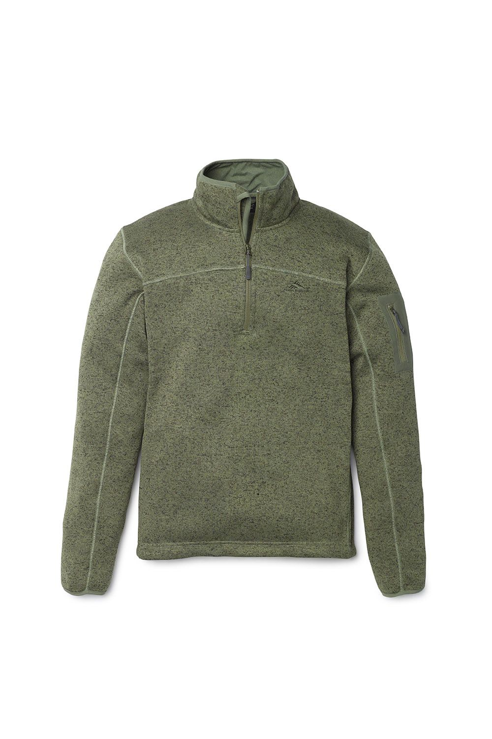 High Sierra Mens Funston Quarter Zip Pullover
