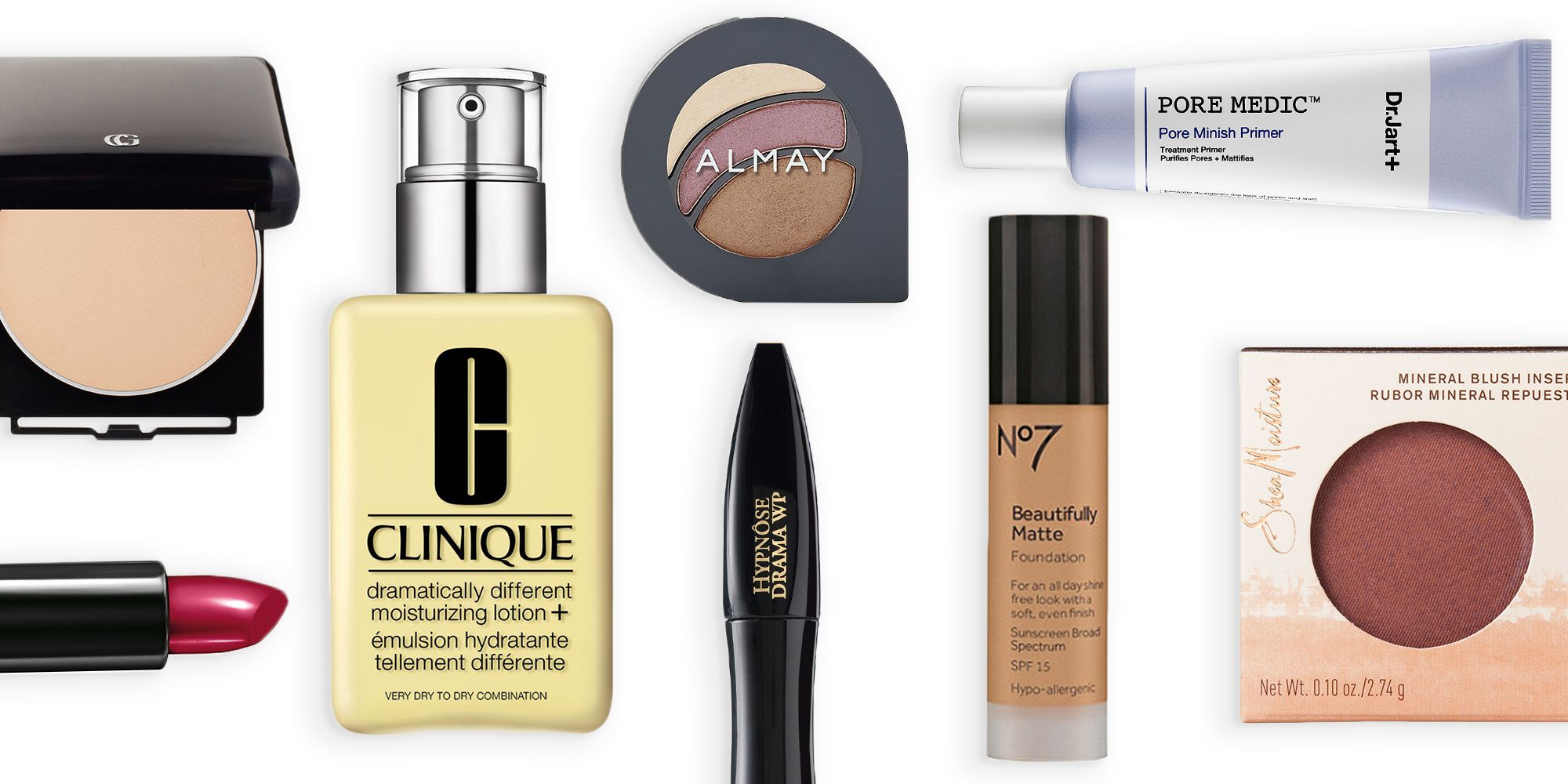 Hypoallergenic Makeup Brands List