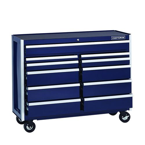 Merveilleux 16 Best Rolling Tool Boxes In 2018   Portable Metal Tool Boxes And Chests