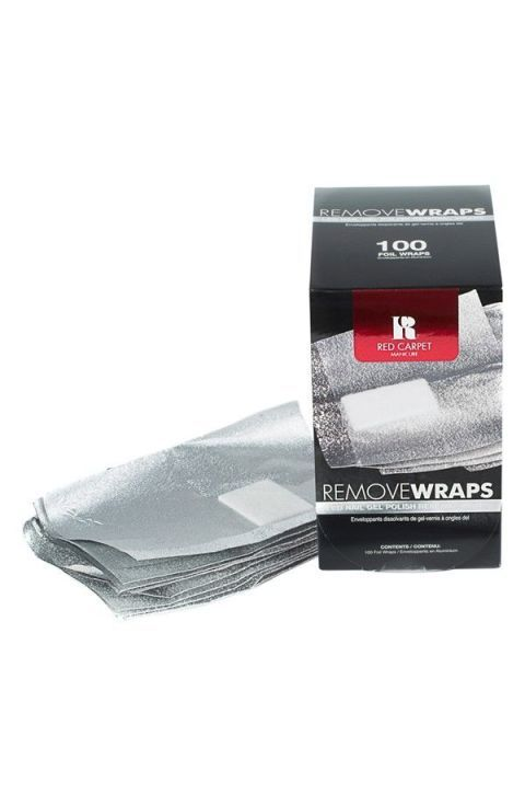 red carpet manicure nail polish remover wipes