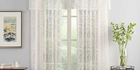 10 Best Lace Curtains In 2018 Classic Sheer Lace