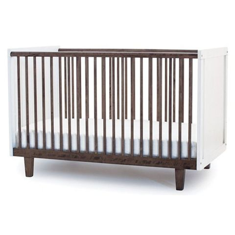 Can You Paint A Dark Wood Crib To White