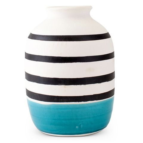 furbish Circus Stripe Vase