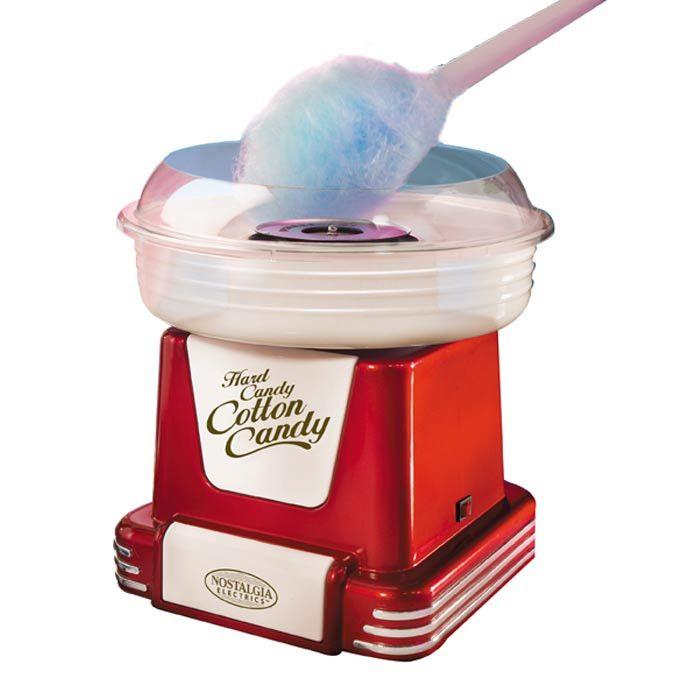 Nostalgia Electrics Retro Series Cotton Candy Maker