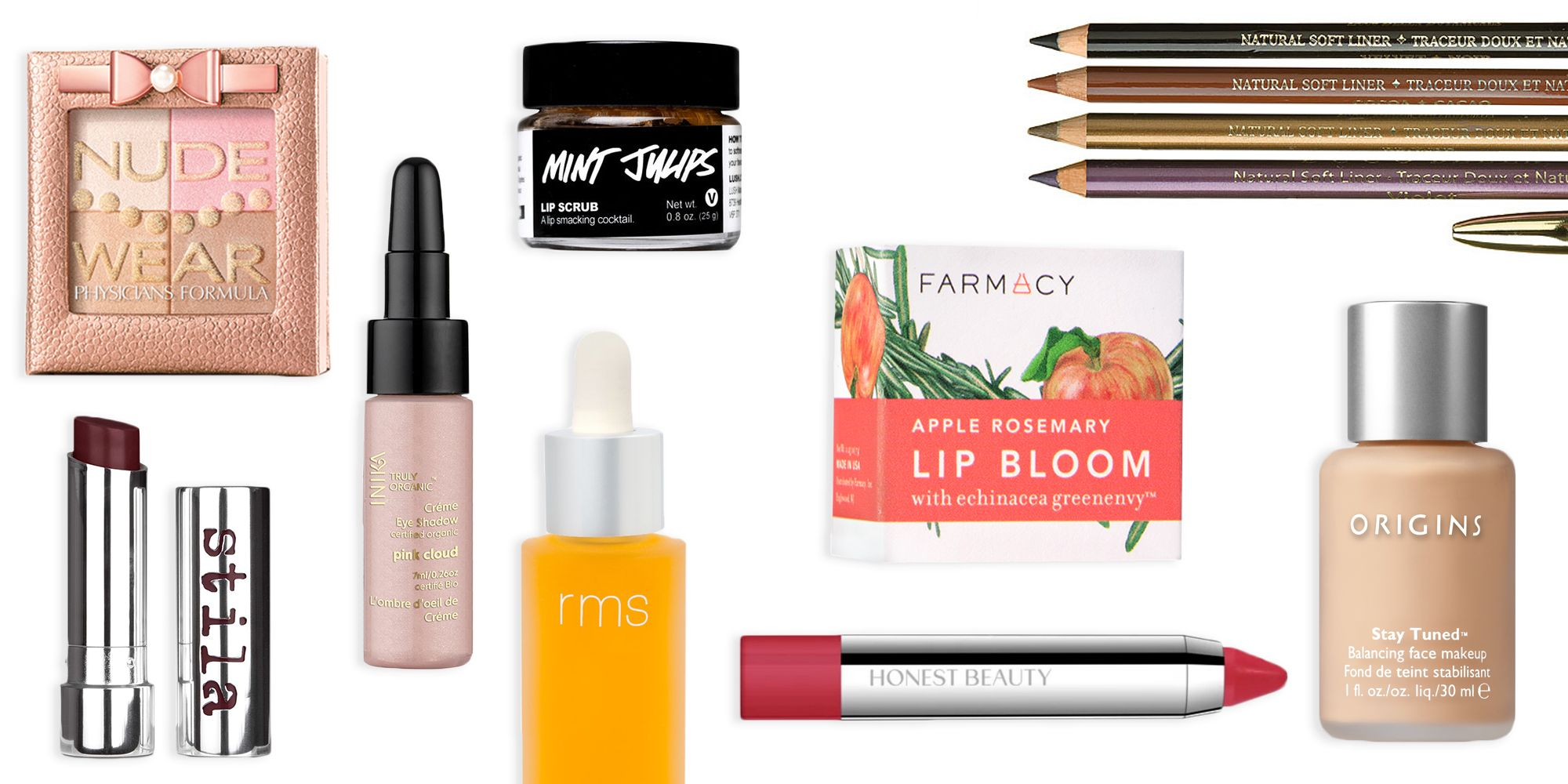 11 Organic Makeup Products All Natural Beauty Products And Organic Cosmetics