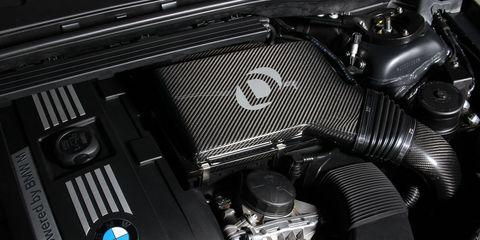 Carbon Fiber Cold Air Intake for BMW 1M E82