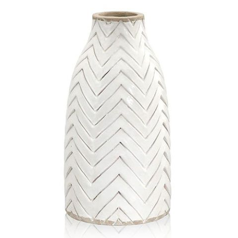 Crate & Barrel adra vase