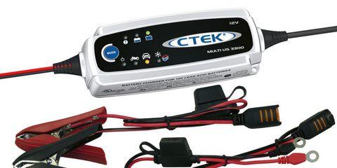 ctek smart car battery charger