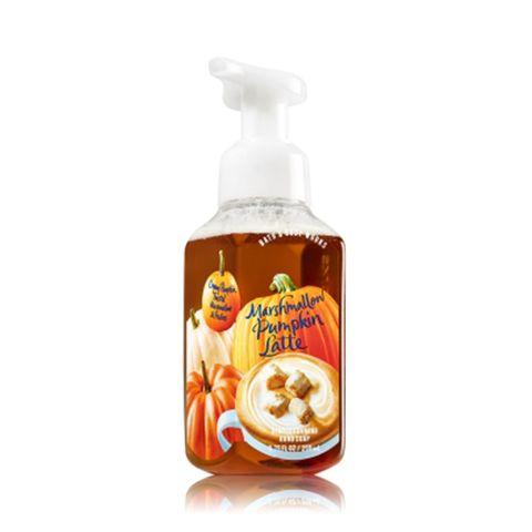 Bath & Body Works Marshmallow Pumpkin Latte Gentle Foaming Hand Soap