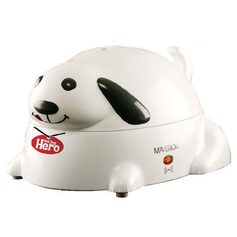 Maverick Hero Electric Hot Dog Steamer