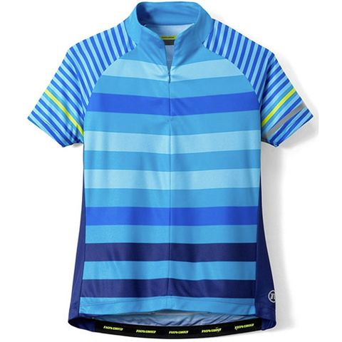 "<p><strong><em>from $27, </em></strong><strong><em><a href=""http://www.rei.com/product/862035/novara-zoya-bike-jersey-womens"" target=""_blank"">rei.com</a></em><a href=""http://www.rei.com/product/862035/novara-zoya-bike-jersey-womens"" target=""_blank""></a></strong><a href=""http://www.rei.com/product/862035/novara-zoya-bike-jersey-womens"" target=""_blank""></a></p><p>We're loving the striped pattern on this four-way stretch jersey. Stash food, your cell phone, and arm warmers in the three back pockets  once you take them off.</p><p><strong>More:</strong> <a href=""http://www.bestproducts.com/fitness/equipment/g281/best-new-trail-mountain-bikes/"" target=""_blank"">Epic Mountain Bikes For Off-Road Adventures</a></p>"