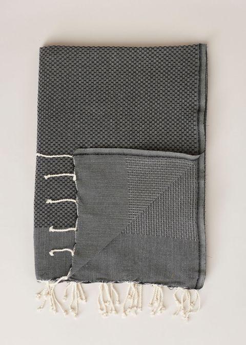 totokaelo honeycomb fouta towel
