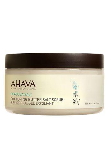 AHAVA 'DeadSea Salt' Softening Butter Salt Scrub