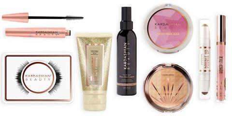 Kardashian beauty products