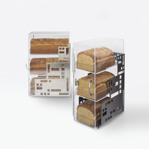 Cal-Mil Squared Bread Box