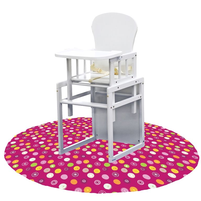 9 Best Baby Splat Mats Of 2018 High Chair Splat Mats For