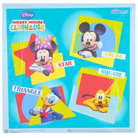 neat solutions disney mickey mouse disposable floor mats