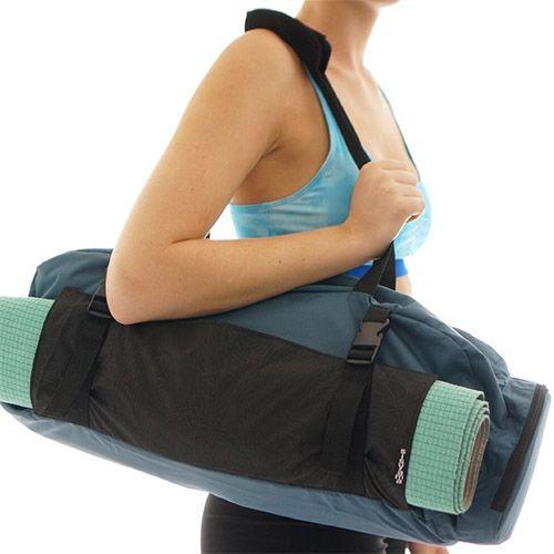 12 Best Yoga Mat Bags In 2018 Cute Yoga Mat Carriers Amp Bags