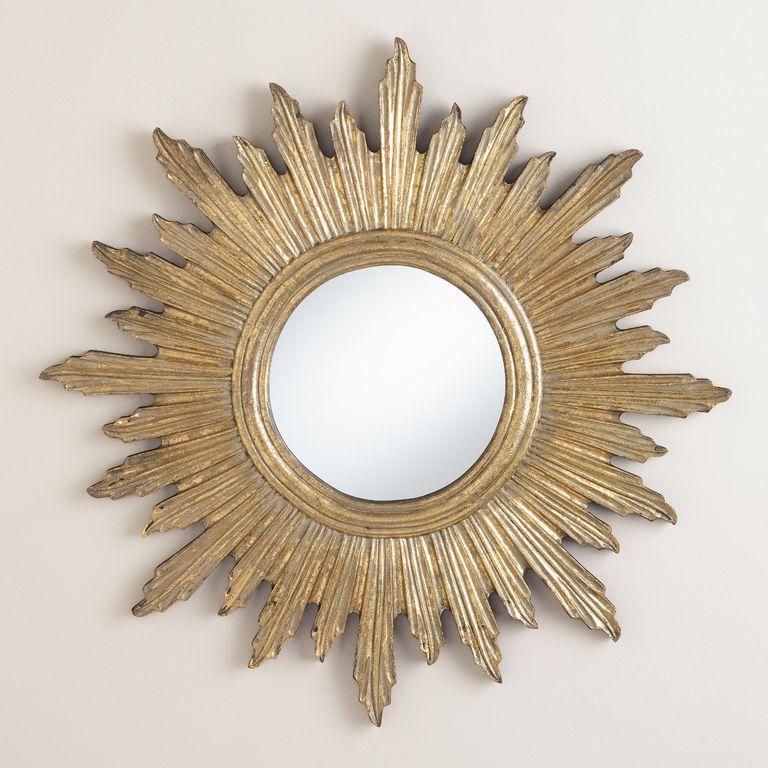 12 Best Sunburst Mirrors In 2018 Decorative Small And