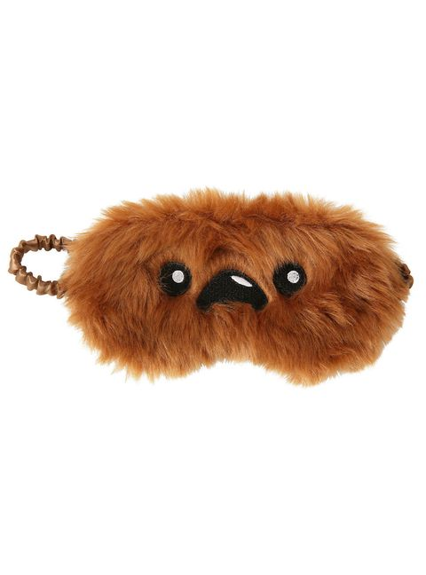 CHEWBACCA FAUX FUR EYE MASK