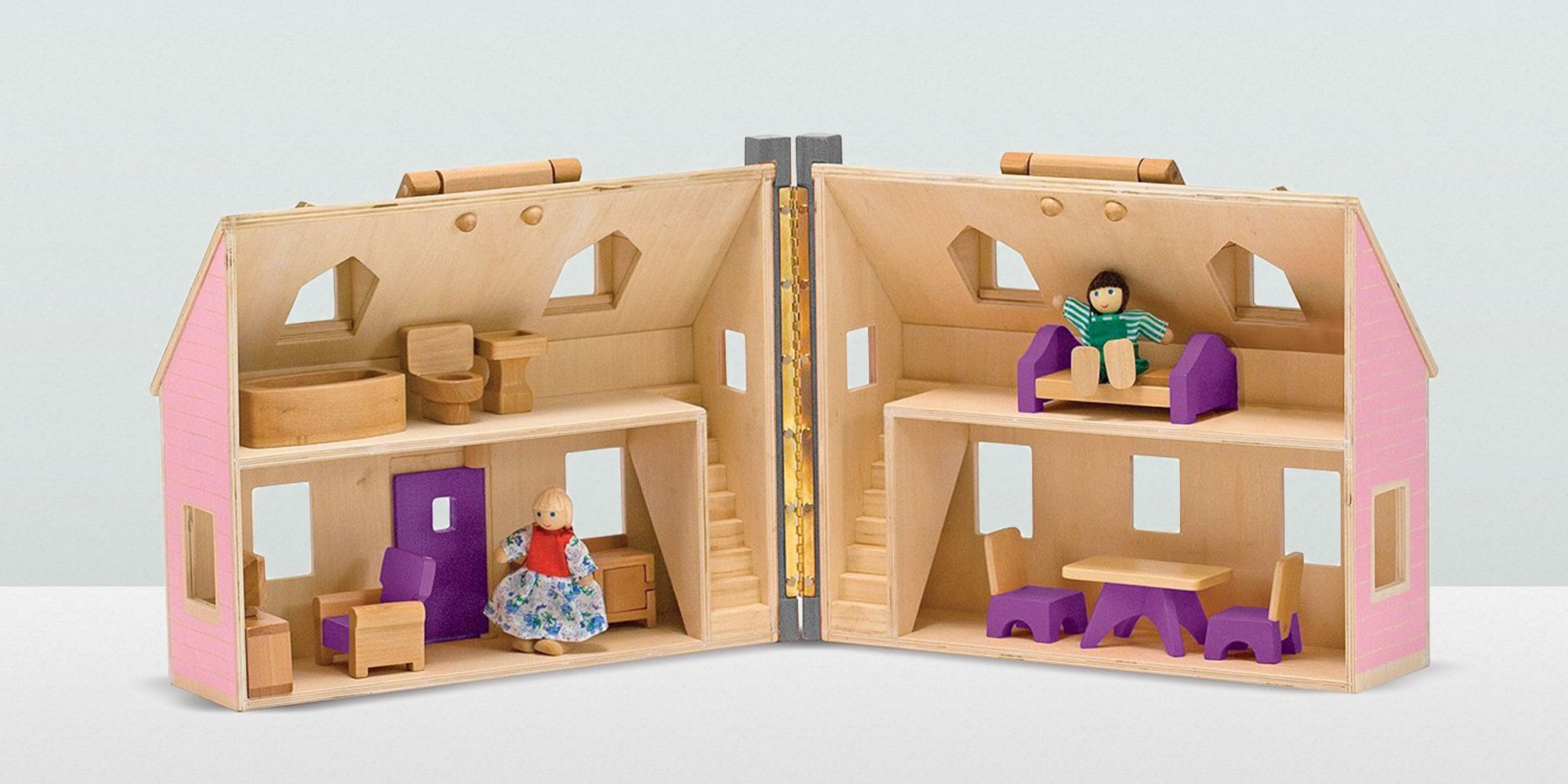 8 Best Dollhouses For Your Child In 2018 Wooden Dollhouses