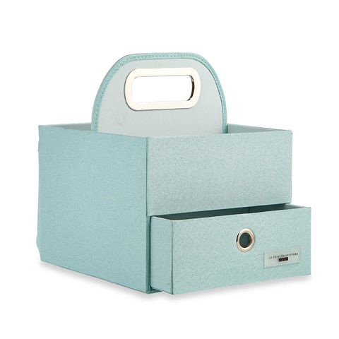 jj cole diaper and wipes caddy blue
