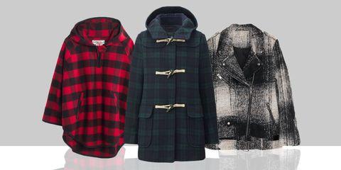 womens plaid jackets