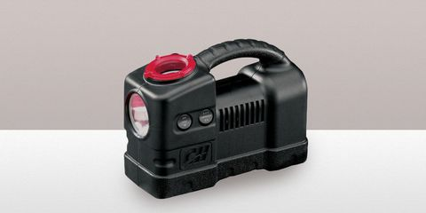 Campbell Hausfeld12-Volt Inflator with Safety Light