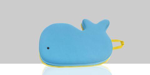 whale bath kneeler