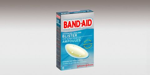 Band-Aid blister treatment