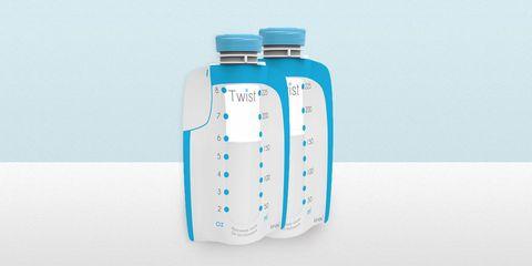 breast milk storage bags