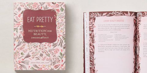 Eat Pretty beauty and nutrition book