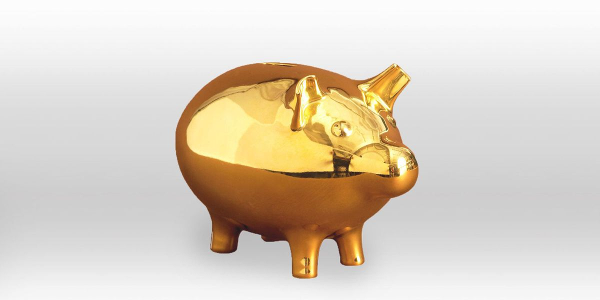 9 Best Piggy Banks For Adults In 2018 - Unique Coin And ...