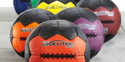 Ultrafit Evolution by Gopher medicine balls