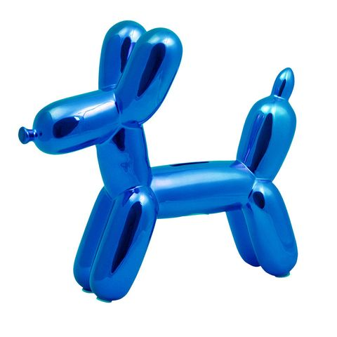 fab Doggie Money Bank Blue Made by Humans 2 Designs
